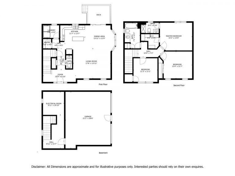 Full Home Floor Plan