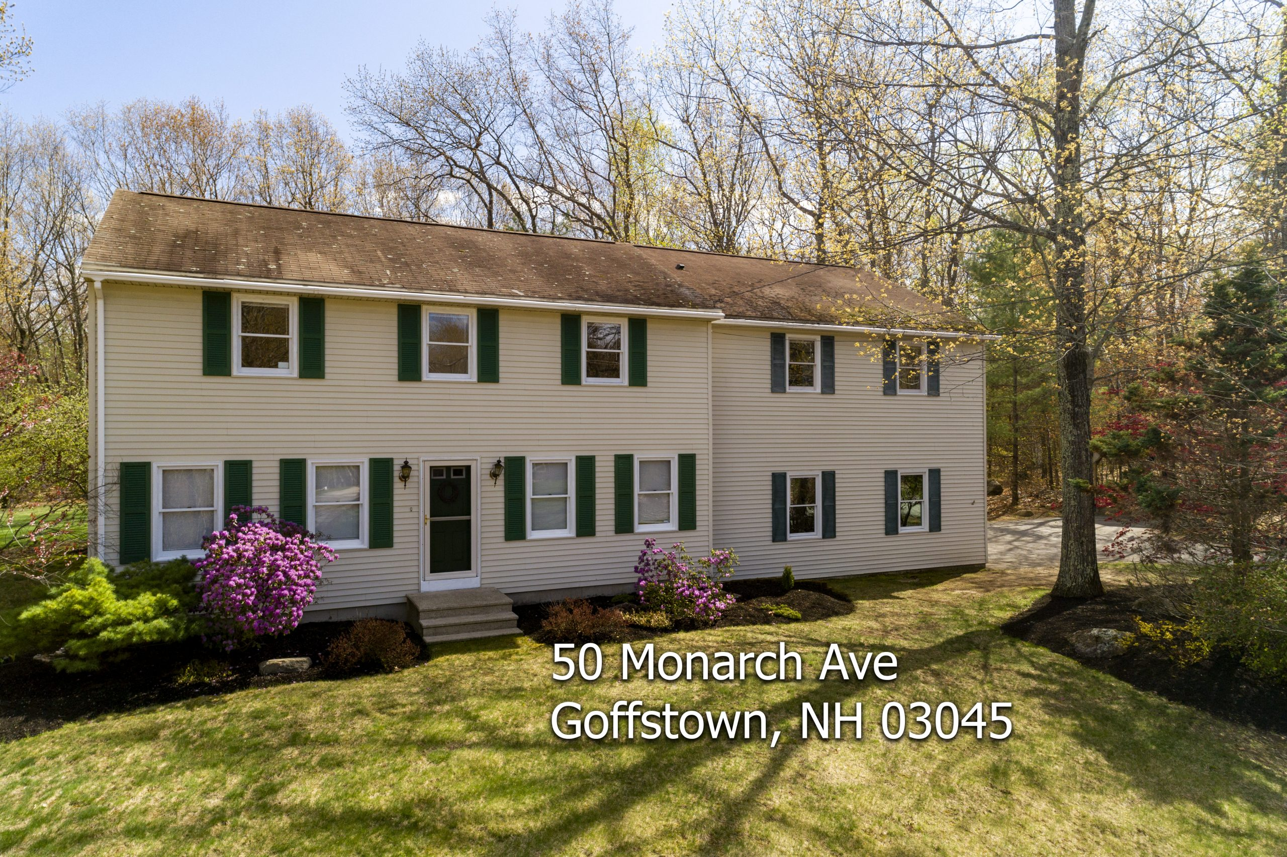 50 Monarch Ave Goffstown NH 03045