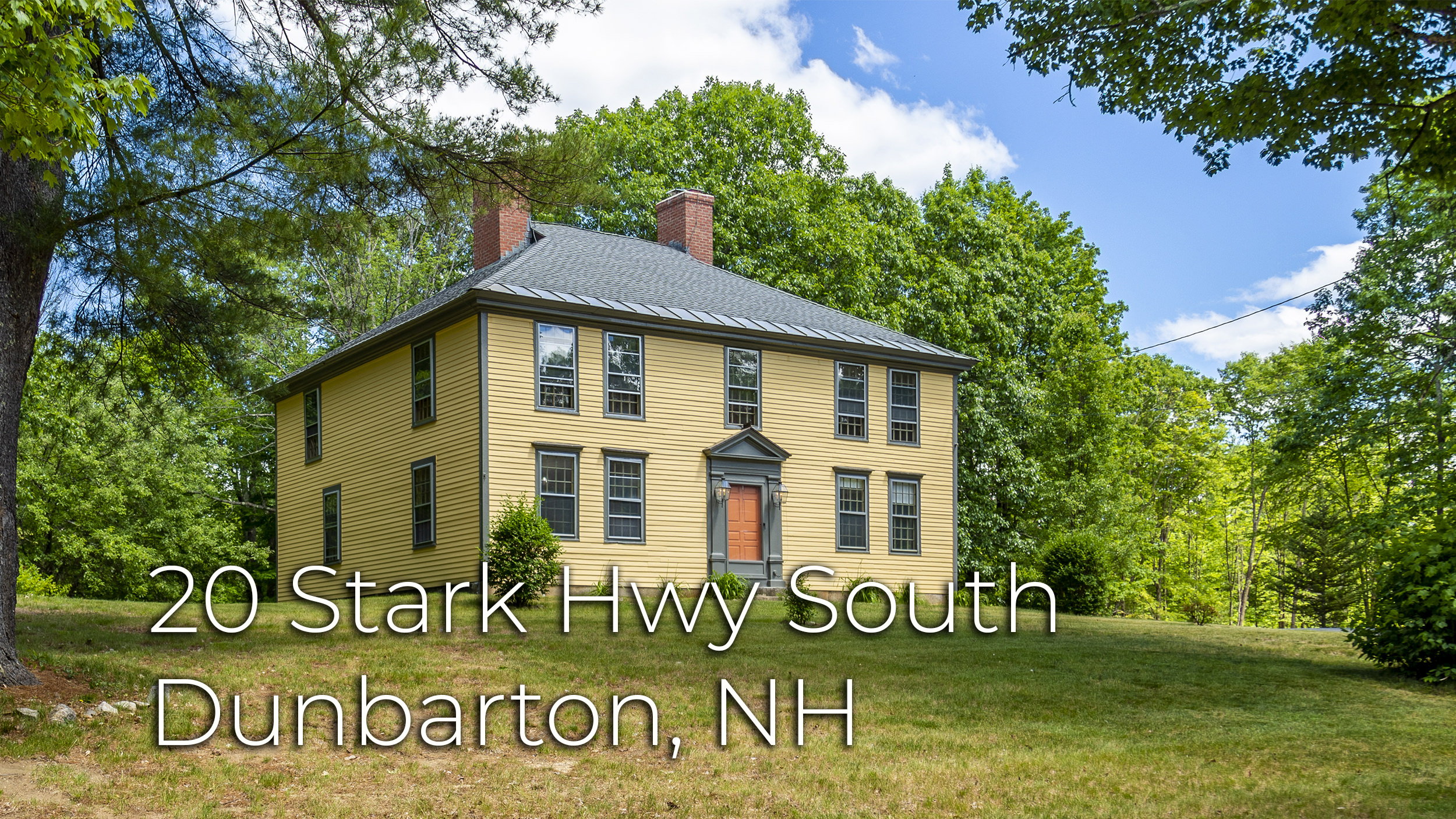 20 Stark Hwy South Dunbarton NH 03046