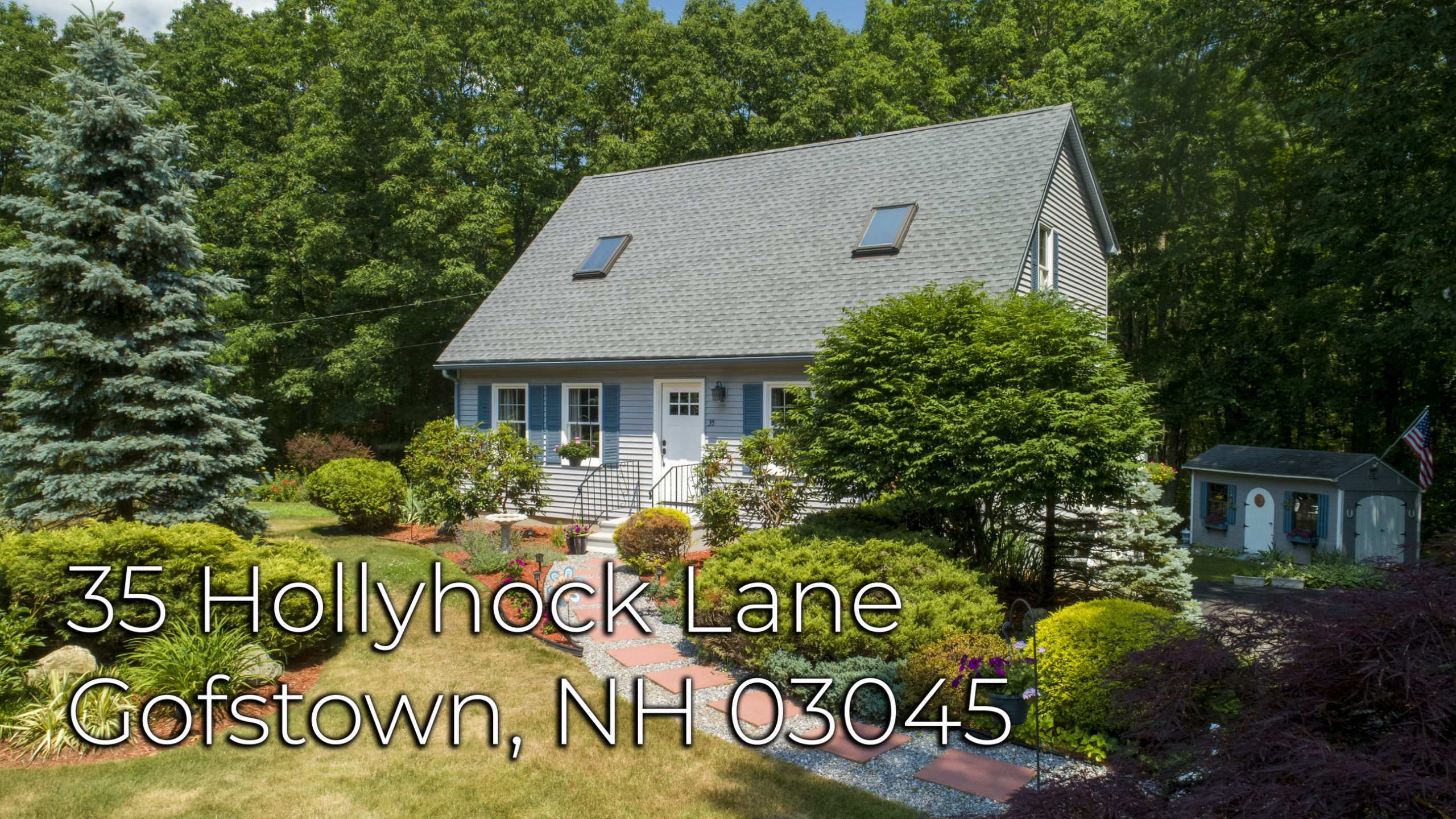 35 Hollyhock Ln Goffstown NH 03045