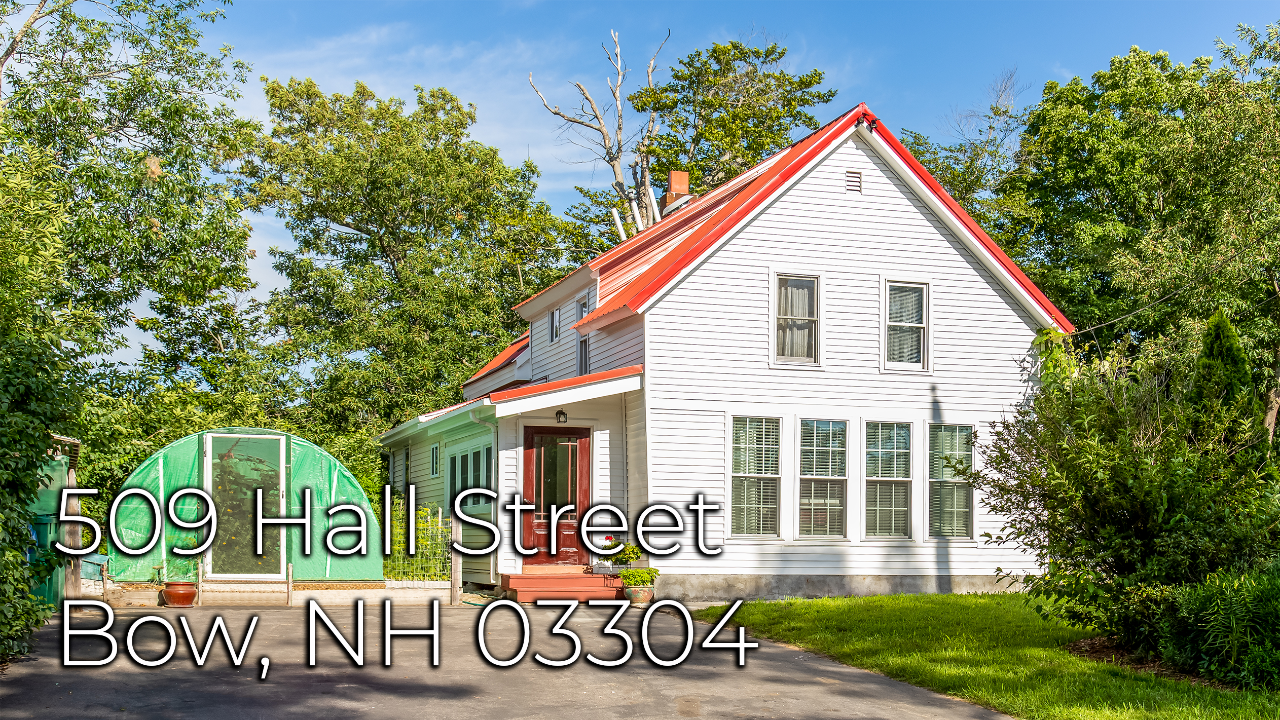 509 Hall St Bow NH 03304