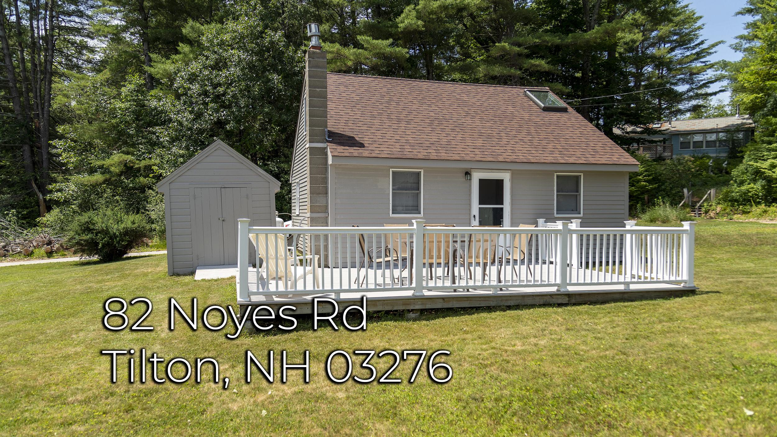 82 Noyes Rd Tilton NH 03276
