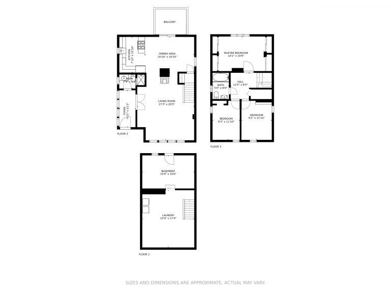 509 Hall St Bow NH 03304 Master Floor Plan