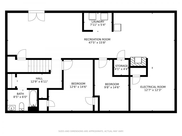 1143 Bridge St Manchester NH 03104 Floor Plans
