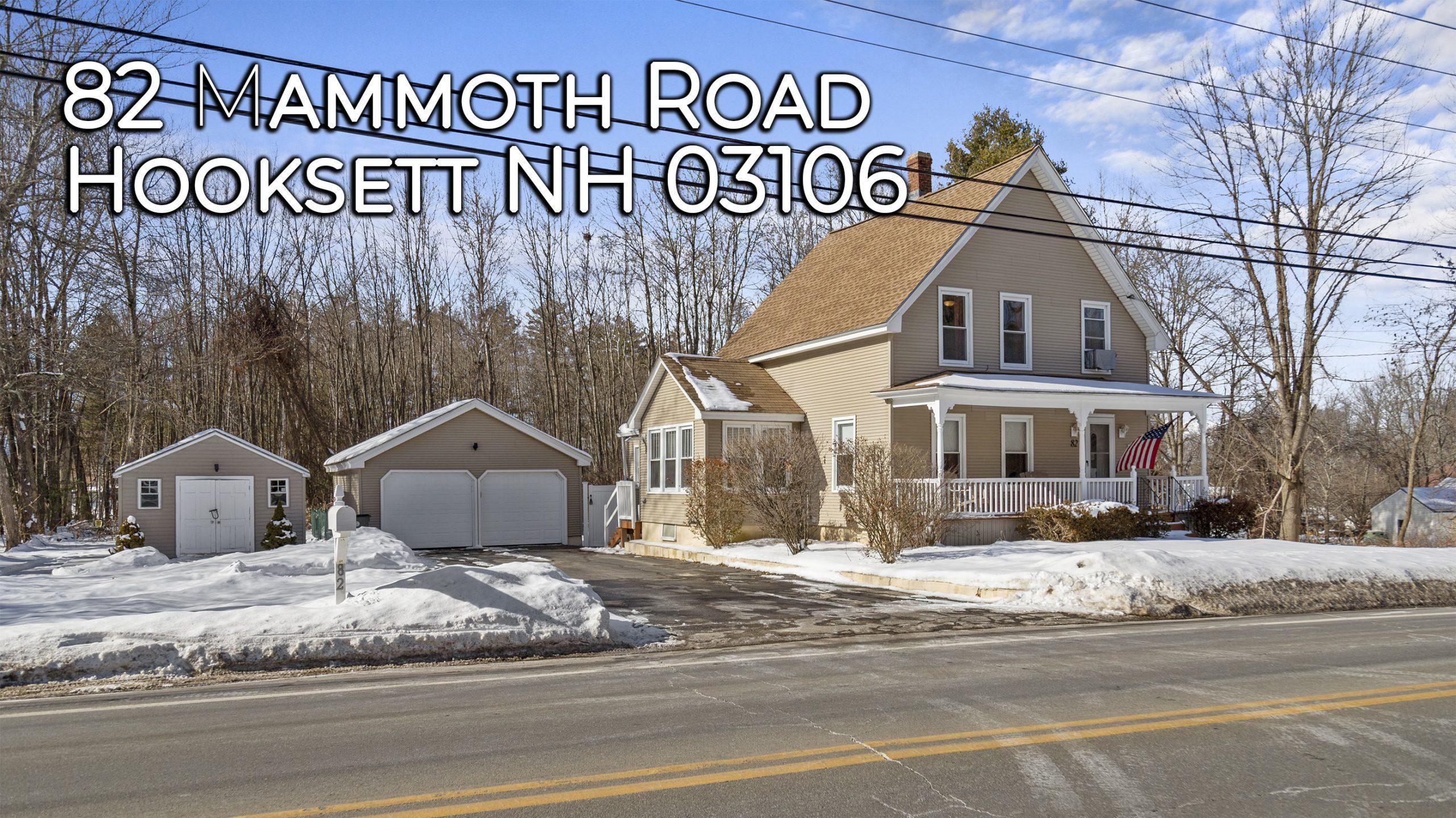 82 Mammoth Rd Hooksett NH 03106